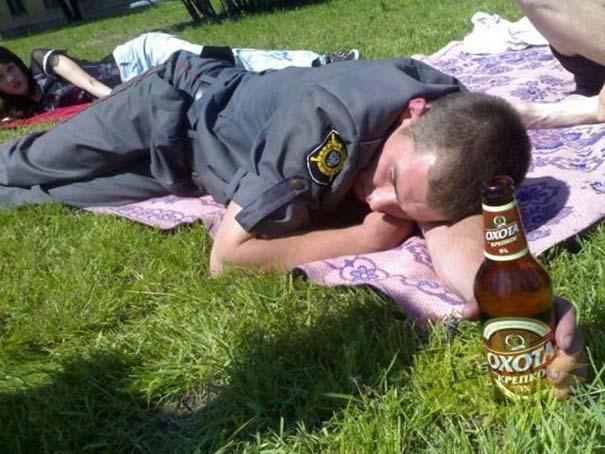 Αστυνομικοί στη Ρωσία (1)
