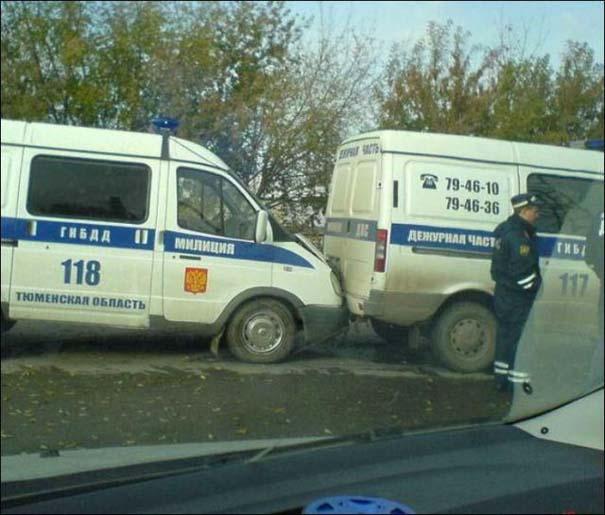 Αστυνομικοί στη Ρωσία (4)