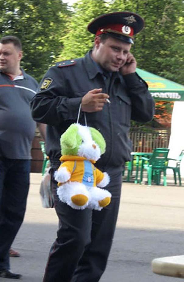 Αστυνομικοί στη Ρωσία (5)