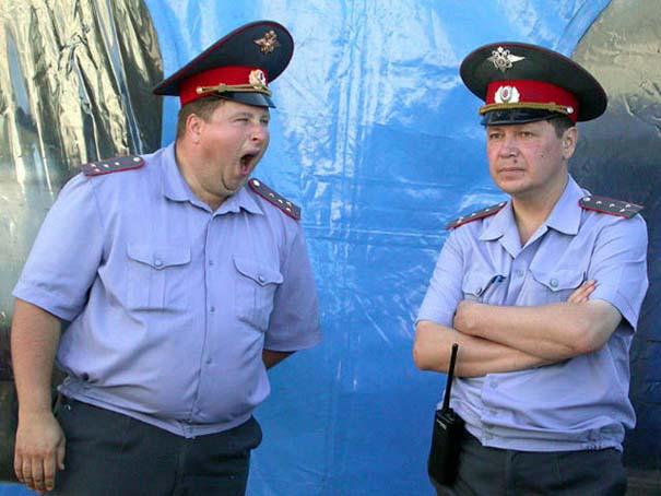 Αστυνομικοί στη Ρωσία (16)