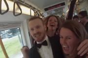 Αυστραλός ξεκίνησε χορευτικό πάρτι με αγνώστους μέσα σε τρένο