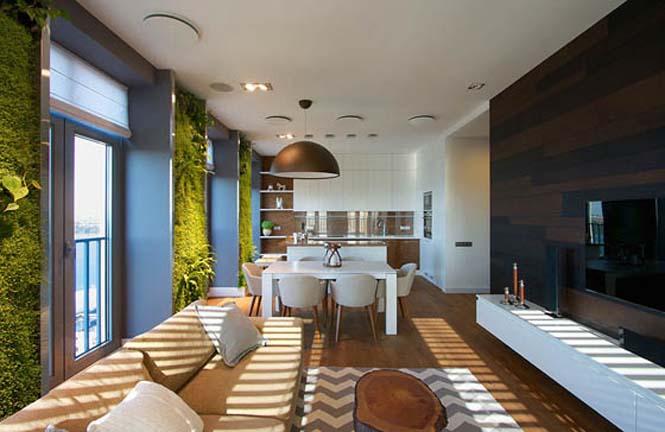 Διαμέρισμα με κάθετους κήπους (2)