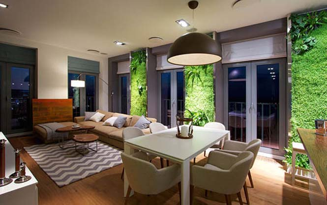 Διαμέρισμα με κάθετους κήπους (9)