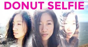 Μετά την selfie έφτασε η… Donut selfie (Video)