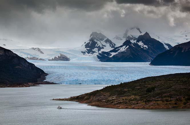 Εκπληκτικές φωτογραφίες του παγετώνα Perito Moreno (1)
