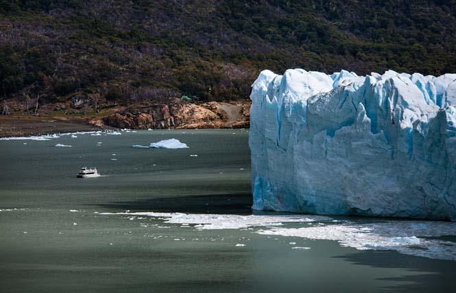 Εκπληκτικές φωτογραφίες του παγετώνα Perito Moreno (2)