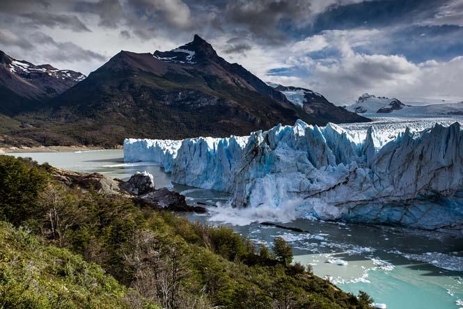 Εκπληκτικές φωτογραφίες του παγετώνα Perito Moreno (4)