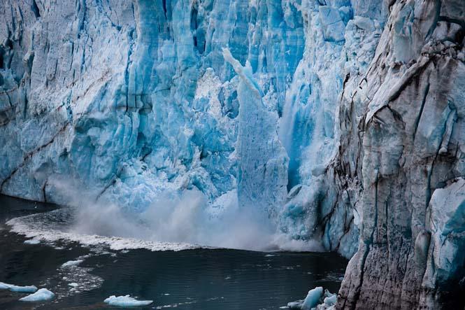 Εκπληκτικές φωτογραφίες του παγετώνα Perito Moreno (5)