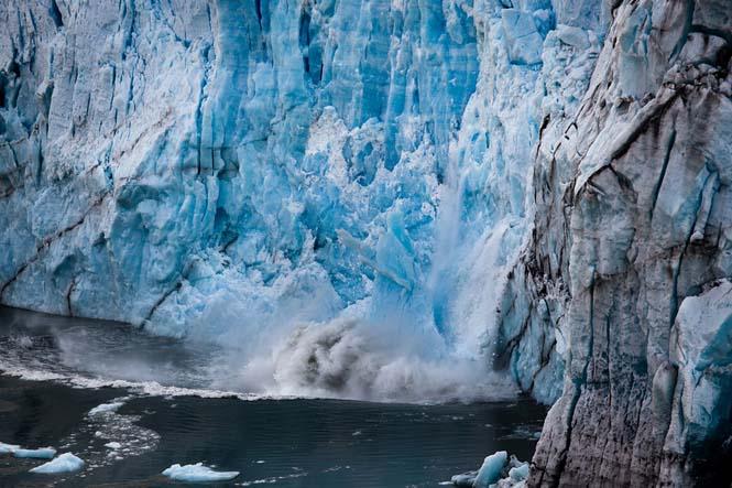 Εκπληκτικές φωτογραφίες του παγετώνα Perito Moreno (7)