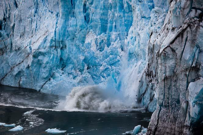 Εκπληκτικές φωτογραφίες του παγετώνα Perito Moreno (8)