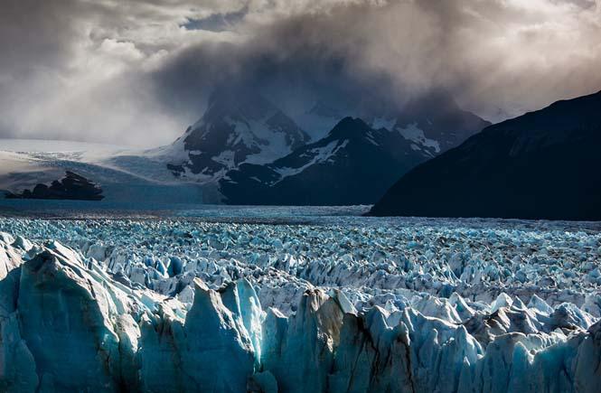 Εκπληκτικές φωτογραφίες του παγετώνα Perito Moreno (9)