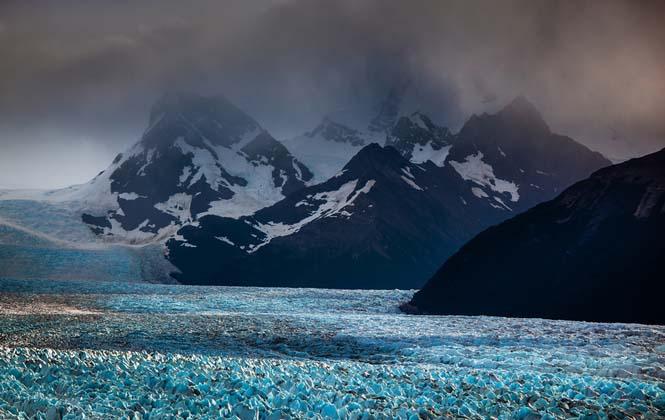 Εκπληκτικές φωτογραφίες του παγετώνα Perito Moreno (14)