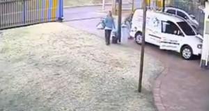 Ένοπλοι ληστές τα έβαλαν με την λάθος οικογένεια… (Video)