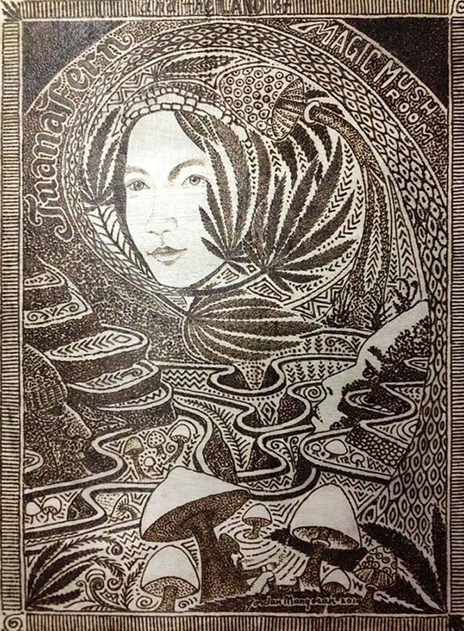 Καλλιτέχνης δημιουργεί απίστευτα έργα τέχνης με το φως του ήλιου και έναν μεγεθυντικό φακό (3)