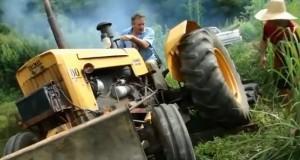 Τα πιο απίστευτα Fails με τρακτέρ και μπουλντόζες (Video)