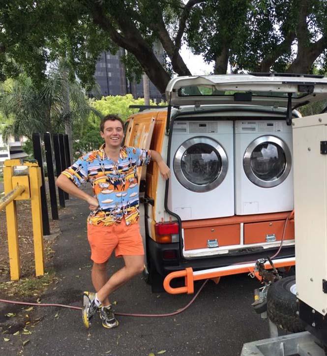 Φορητό πλυντήριο για αστέγους (14)