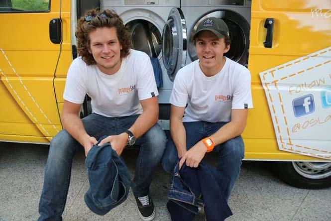 Φορητό πλυντήριο για αστέγους (16)