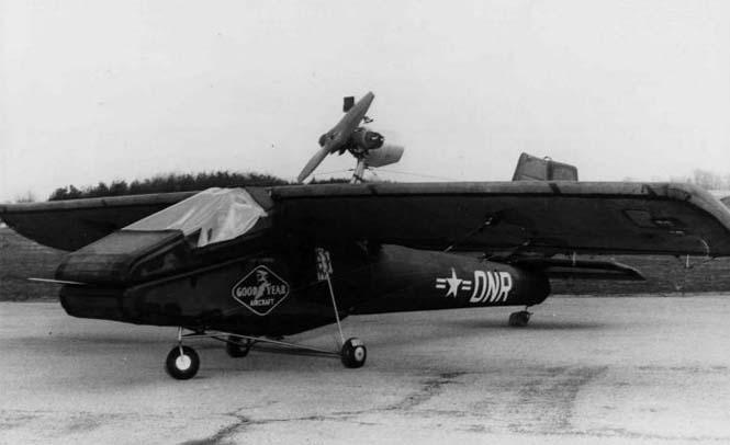 Το φουσκωτό αεροπλάνο της Goodyear (4)