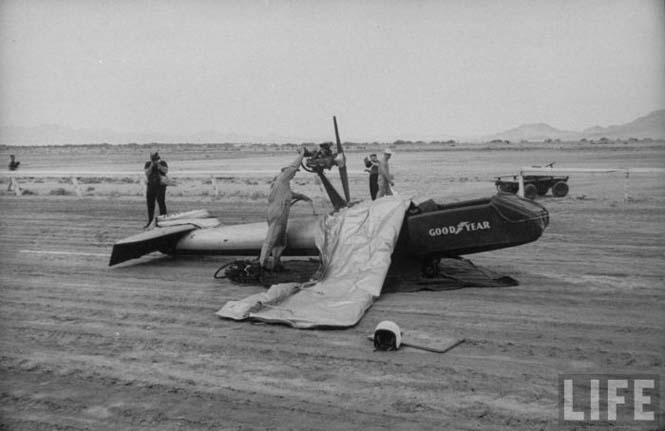 Το φουσκωτό αεροπλάνο της Goodyear (8)
