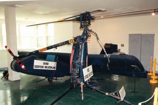 Το φουσκωτό αεροπλάνο της Goodyear (16)