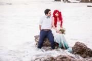 Γάμος εμπνευσμένος από την Μικρή Γοργόνα (1)