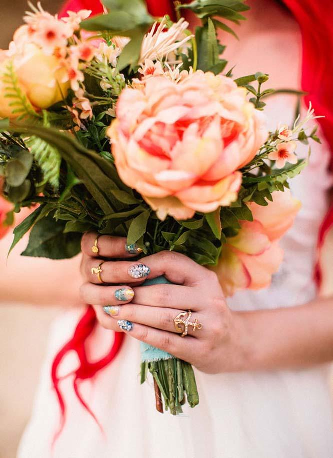 Γάμος εμπνευσμένος από την Μικρή Γοργόνα (11)