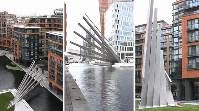 Γέφυρα που ανοίγει σαν βεντάλια (1)