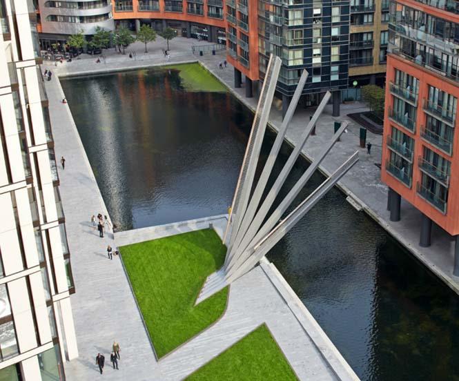 Γέφυρα που ανοίγει σαν βεντάλια (3)