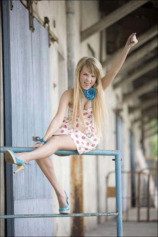 Αυτή η νεαρή τραγουδίστρια έχει ένα μεγάλο μυστικό