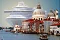 Όταν ένα γιγάντιο κρουαζιερόπλοιο κατέπλευσε στη Βενετία