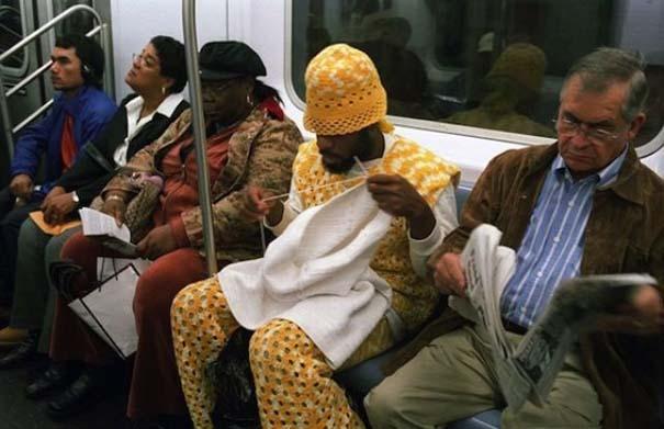 Παράξενες και κωμικοτραγικές φωτογραφίες στα μέσα μεταφοράς (13)