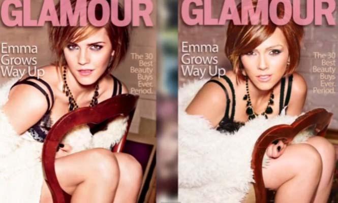 Make-up artist του Hollywood μεταμορφώνεται σε διάσημα πρόσωπα (13)