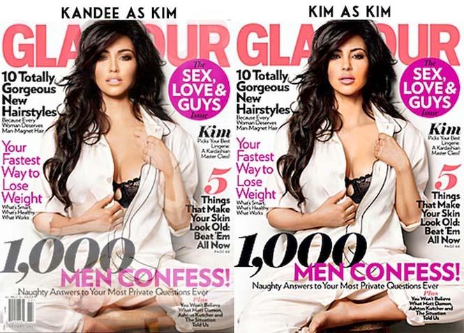 Make-up artist του Hollywood μεταμορφώνεται σε διάσημα πρόσωπα (12)
