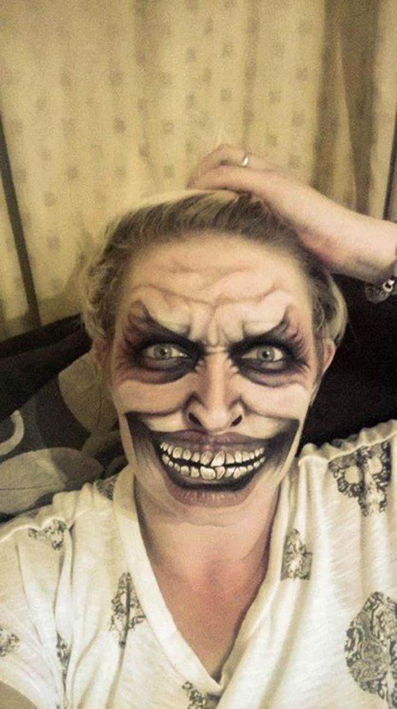 Μαμά μετατρέπεται σε τρομακτικούς δαίμονες (21)
