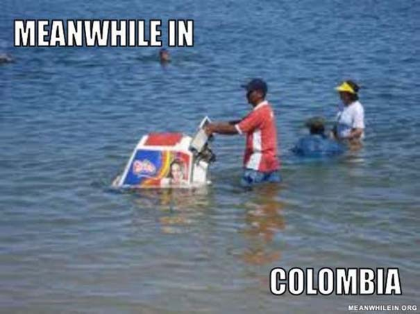 Meanwhile in... (8)