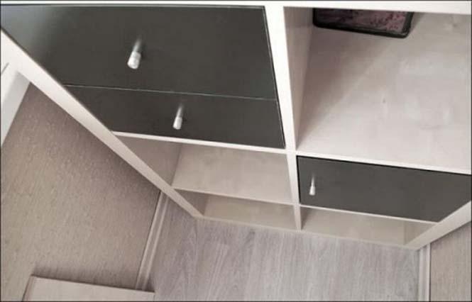 Η μετατροπή ενός παλιού και ακατάστατου μπαλκονιού σε λειτουργικό γραφείο (11)