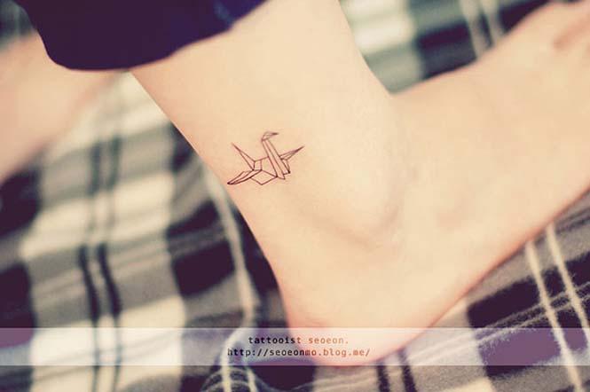 Μινιμαλιστικά τατουάζ από την Seoeon (3)