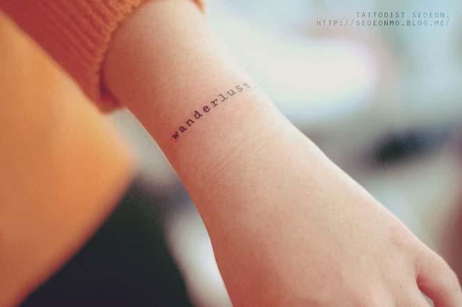 Μινιμαλιστικά τατουάζ από την Seoeon (20)
