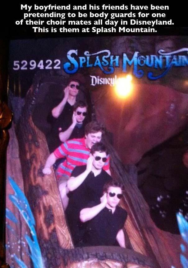 Μοναδικές στιγμές στα θεματικά πάρκα της Disney (4)