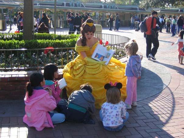 Μοναδικές στιγμές στα θεματικά πάρκα της Disney (12)
