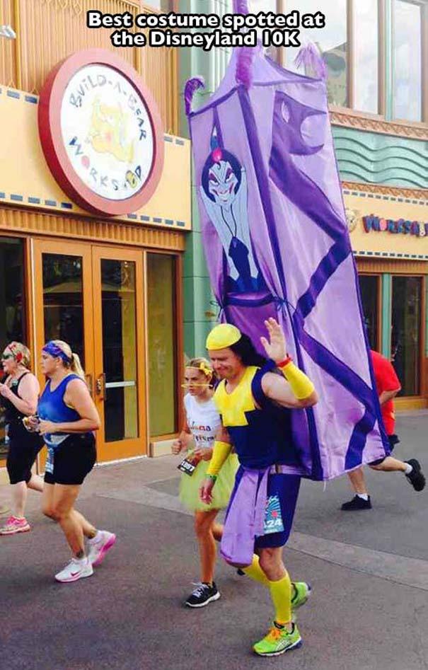 Μοναδικές στιγμές στα θεματικά πάρκα της Disney (14)