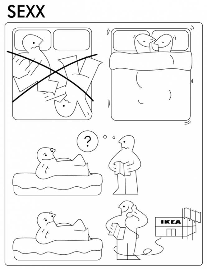 Οδηγίες τύπου IKEA για την πραγματική ζωή (8)