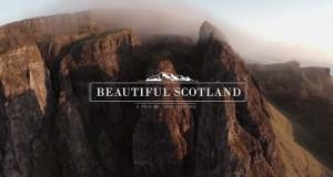 Η όμορφη Σκωτία με την ματιά ενός drone (Video)
