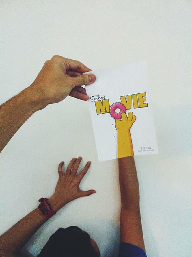 Όταν αφίσες ταινιών και άνθρωποι γίνονται ένα (2)