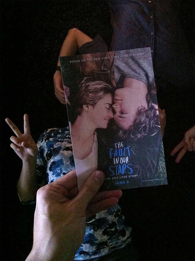 Όταν αφίσες ταινιών και άνθρωποι γίνονται ένα (10)