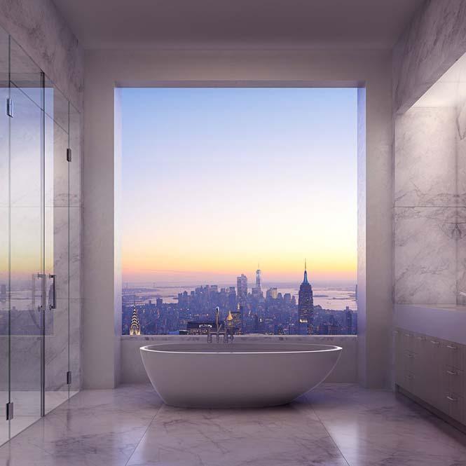 Penthouse αξίας 95 εκατομμυρίων δολαρίων σε ύψος 417 μέτρων (10)