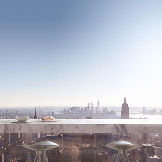 Penthouse αξίας 95 εκατομμυρίων δολαρίων σε ύψος 417 μέτρων (13)