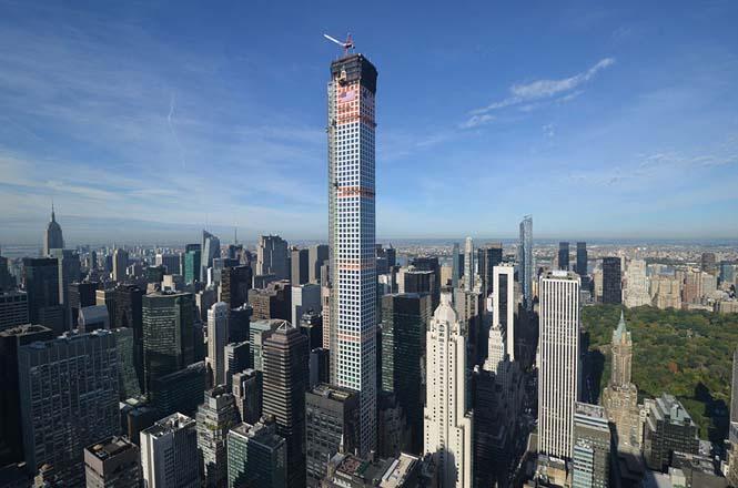 Penthouse αξίας 95 εκατομμυρίων δολαρίων σε ύψος 417 μέτρων (2)