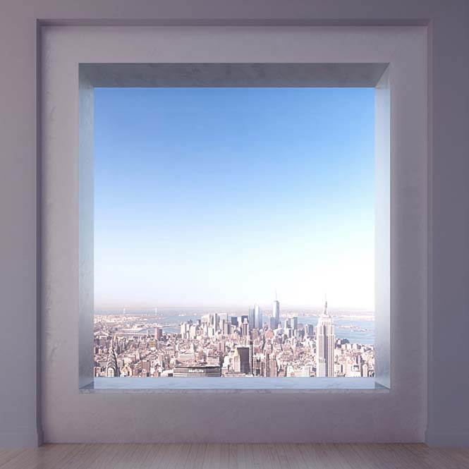 Penthouse αξίας 95 εκατομμυρίων δολαρίων σε ύψος 417 μέτρων (4)
