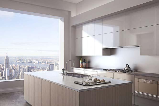 Penthouse αξίας 95 εκατομμυρίων δολαρίων σε ύψος 417 μέτρων (5)